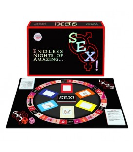 Kheper Games - Sex! Board Game