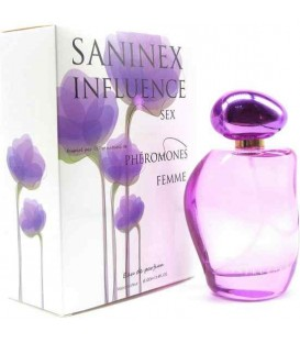 SANINEX PERFUME PHeROMONES SANINEX INFLUENCE SEX WOMAN