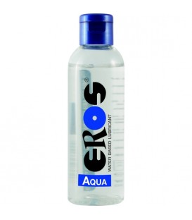 EROS AQUA WATER BASED LUBRICANT FLASCHE 100 ML