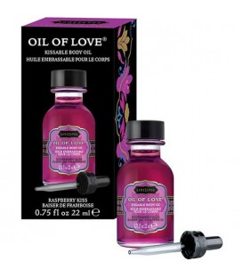 OIL OF LOVE FRAMBUESA 22ML