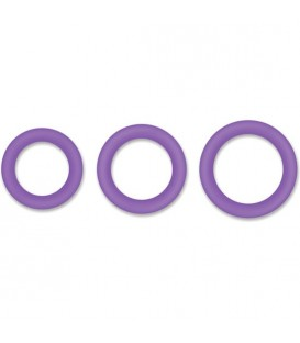 HALO 55MM KIT DE ANILLOS MORADO