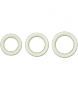 HALO 60MM KIT DE ANILLOS BLANCO