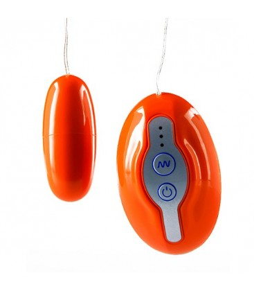 taboom my favorite bala vibradora maxi naranja