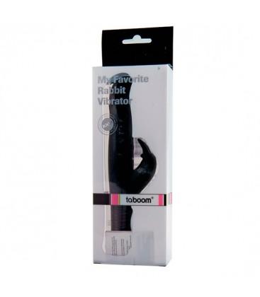 taboom my favorite vibrador conejito negro
