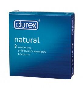 DUREX NATURAL 3 UDS