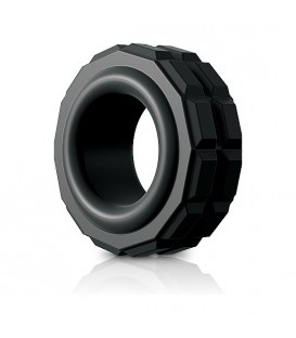 CONTROL HIGH PERFORMANCE ANILLO SILICONA NEGRO