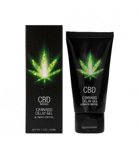 CBD CREMA RETARDANTE CANNABIS 50 ML