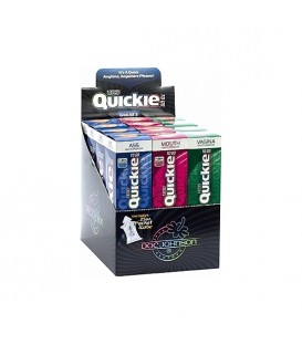 QUICKIES TO GO ULTRASKYN DISPLAY 12 UNIDADES SURTIDAS