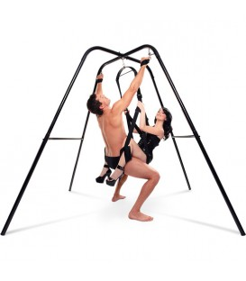ART REACONDICIONADO FETISH FANTASY SWING STAND SOPORTE PARA COLUMPIOS