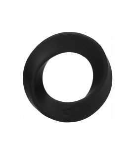 NO 84 COCK RING MEDIUM NEGRO