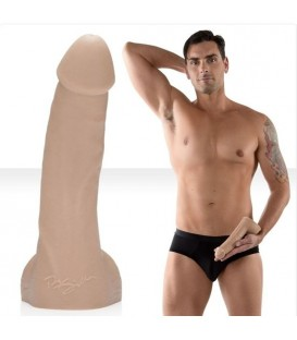FLESHLIGHT GUYS RYAN DRILLER PENE REALiSTICO SILICONA