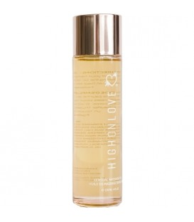 HIGH ON LOVE ACEITE DE MASAJE DE FRESAS Y CHAMPAGNE 120 ML