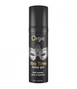XTRA TIME GEL PROLONGADOR 15 ML
