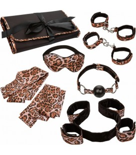 UNLEASHED SURRENDER SET BDSM LEOPARDO