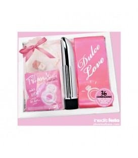 KIT DULCE LOVE BODA ROSA