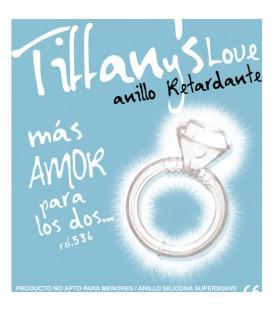 ANILLO RETARDANTE DIAMANTE LOVE UNID BLANCO