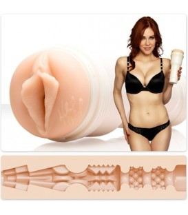 FLESHLIGHT GIRLS MAITLAND WARD TOY MEETS WORLD SIGNATURE VAGINA