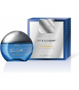 HOT TWILIGHT PERFUME CON FEROMONAS PARA eL 15ML