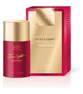 HOT TWILIGHT PERFUME CON FEROMONAS PARA ELLA 50ML