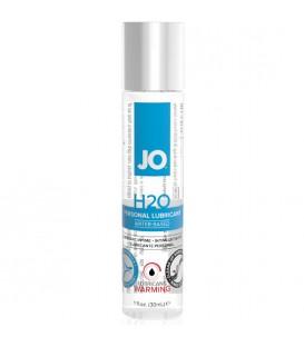 SYSTEM JO H2O LUBRICANTE EFECTO CALOR 30 ML