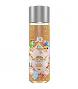 SYSTEM JO CANDY SHOP H2O LUBRICANTE BUTTERSCOTCH 60 ML