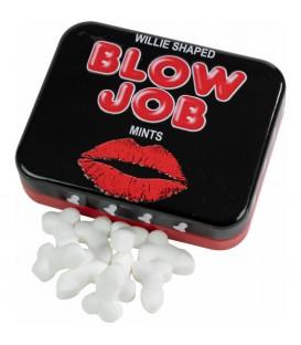 PENES DE MENTA BLOW JOB