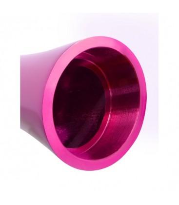 pure aluminium mediano rosa