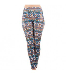 legging hippie nice multicolor