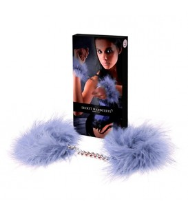 esposas marabu azul