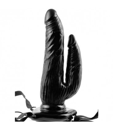 FETISH FANTASY ARNES CON VIBRADOR DOBLE PENETRACION