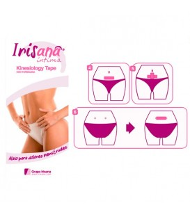 irisana cinta autoadhesiva para dolores menstruales