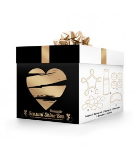 CAJA PARA REGALAR SHINE ROMANTIC SENSUAL