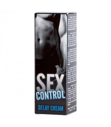 SEX CONTROL CREMA RETARDANTE
