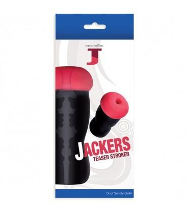 JACKERS MASTURBADOR MASCULINO TEASER RED