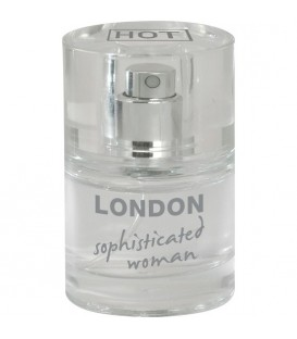 HOT LONDON PARA LA MUJER SOTISFICADA 30 ML