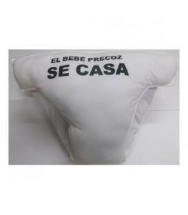 PANAL EL BEBE PRECOZ SE CASA ME CASO LA CAGO