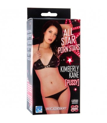ALL STAR PORN STARS MASTURBADOR KIMBERLY KANE