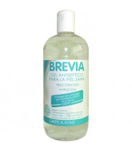 BREVIA GEL ANTISEPTICO 500 ML