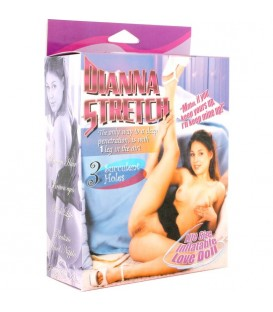 DIANNA STRETCH MUNECA HINCHABLE