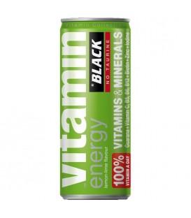 BLACK SEX ENERGY BEBIDA ENERGETICA LIMA Y LIMON
