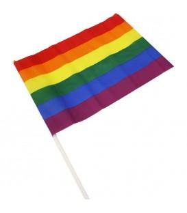 BANDERIN MEDIANO ORGULLO LGBT