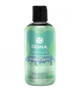 DONA BANO DE ESPUMA NAUGHTY 240 ML