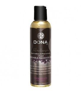 DONA ACEITE DE MASAJE CHOCOLATE 120 ML