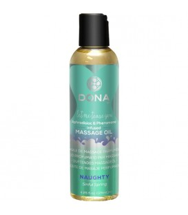 DONA ACEITE DE MASAJE NAUGHTY 120 ML