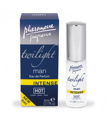 HOT PERFUME FEROMONAS INTENSO PARA HOMBRES 5 ML