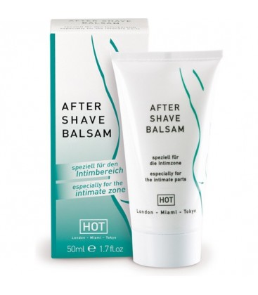 HOT AFTER SHAVE BALSAMO 50 ML