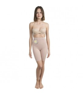 SHORTY PUSH UP COSMeTICO TEXTIL COLOR BEIGE