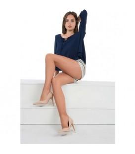 PANTY LICRA RELAX 30 DEN LOTE DE 2 COLOR BEIGE