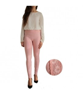 LEGGINGS BLONDA SAN MARINO ROSA