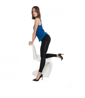 LEGGINGS BLONDA CERDENA NEGRO